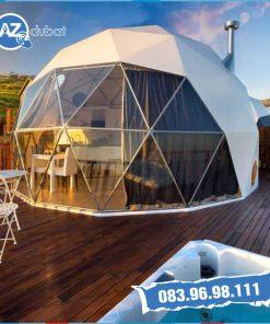 Nhà lều mái vòm, nhà lều lắp ghép. nhà lều mái vòm